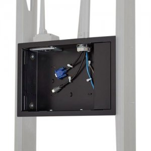 Chief In-Wall Storage Box with Flange PAC525F