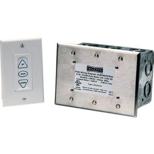 Da-Lite Dual Motor Low Voltage Control System 78145E