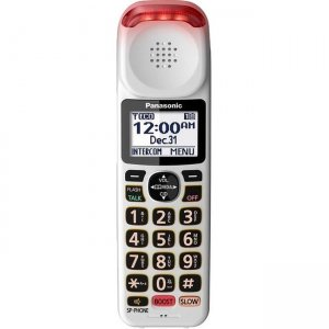 Panasonic DECT 6.0 Plus Additional Digital Cordless Handset for Phone KX-TGM420W KX-TGMA44W KX-TGMA44