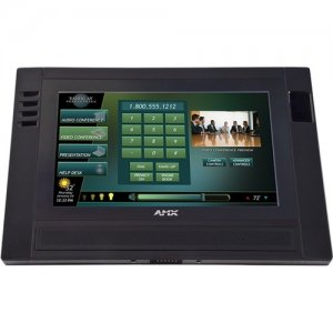 "AMX 9"" Modero ViewPoint Touch Panel with Intercom FG5967-01 MVP-9000i-GB"