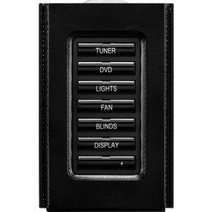 AMX Metreau 7-Button AxLink Keypad Flat Kit FG554-13-BL-K HPX-U400-MET-7