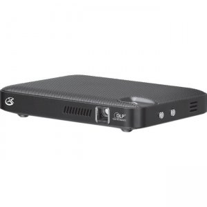 GPX Micro Pocket Projector with USB Phone Charger PJ608B