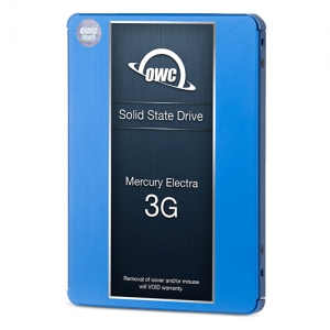 "OWC 250GB Mercury Electra 3G 2.5"" Serial-ATA 7mm Solid-State Drive OWCS3D7E3G250"