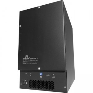 ioSafe Server 5 NAS Storage System GA085-064XX-1