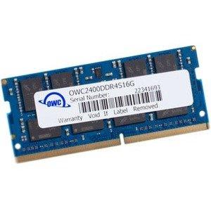 OWC 16GB DDR4 SDRAM Memory Module OWC2400DDR4S16G