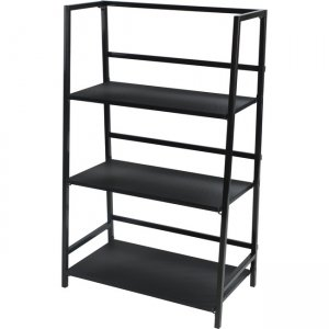 urb SPACE Folding 3-Tier Shelf - Black/ Gray 38450335