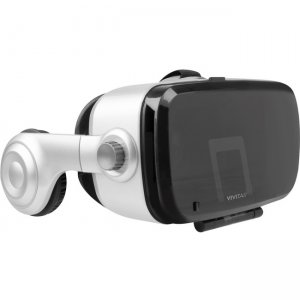 Vivitar VR Glasses With Built-In Headphones VR270