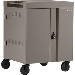 Bretford CUBE Cart 36, AC Charging, Sky Paint TVC36PAC-CH