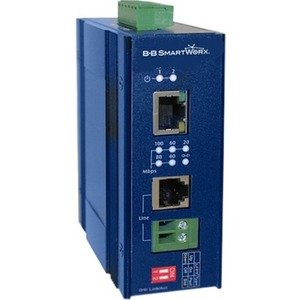 B+B SmartWorx Ethernet Copper Extender FOR 10/100 Networks, VDSL2 EIR2-EXTEND
