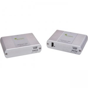 B+B SmartWorx 1-Port USB 2.0-1.1 Extender, 100m, Cat5e, 100-240V NATAM PS 00-00297