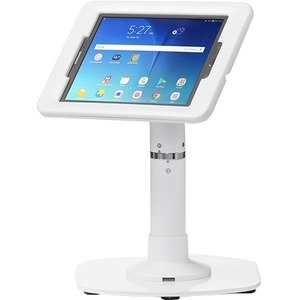 ArmorActive Pipeline Kiosk 12 in with Elite for Tab A 10.1 in White with Baseplate 800-00001_00227