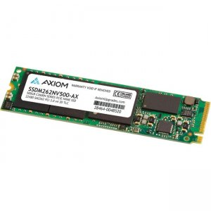 Axiom 500GB C2600n Series NVMe M.2 SSD SSDM262NV500-AX