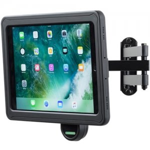 "ArmorActive RapidDoc Lite VESA Mount with Echo Case for iPad Pro 12.9"" in Black 700-00116"