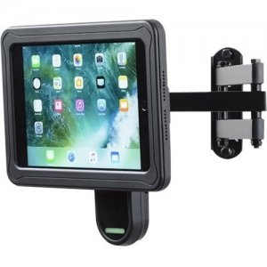 ArmorActive RapidDoc Lite VESA Mount with Echo Enclosure for iPad 9.7 in Black 700-00140