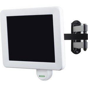 ArmorActive RapidDoc VESA PoE Plus Mount with Elite Enclosure for Tab A 10.1 in White 700-00066
