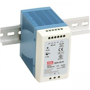 Mean Well 96W Single Output Industrial Din Rail Power Supply MDR-100-24