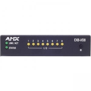 AMX ICSLan Input/Output Interface, 8 Channels FG2100-21 EXB-I/O8