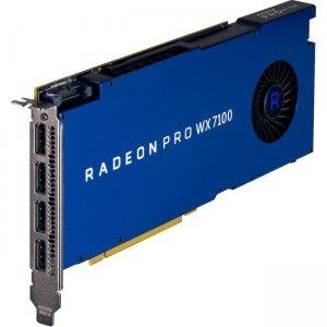 HP AMD Radeon Pro WX 7100 8GB Graphics Card Z0B14AT