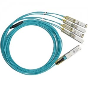 Mellanox 100GbE to 4x25GbE (QSFP28 to 4xSFP28) MMF Active Optical Splitter Cable MFA7A50-C003