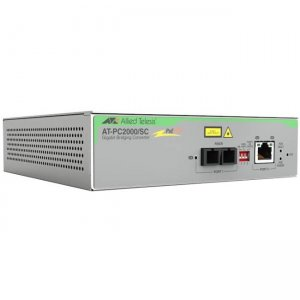 Allied Telesis Transceiver/Media Converter AT-PC2000/SC-90 PC2000/SC