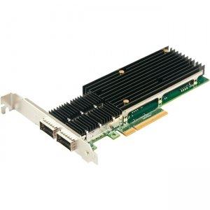Axiom Solarflare 40Gigabit Ethernet Card SFN7042Q-AX