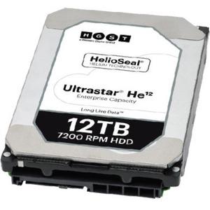 HGST Ultrastar He12 w/ 3.5 in. Drive Carrier 1EX1006