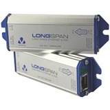 Veracity HIGHWIRE Longstar Lite Non POE Long Range Ethernet over Coax VLS-1N-LC