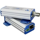 Veracity HIGHWIRE Longstar - Camera Side - Long Range Ethernet over Coax VLS-1P-CC