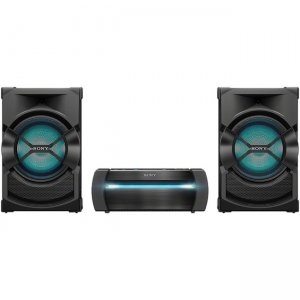 Sony High-Power Home Audio System with Bluetooth Technology SHAKEX10 SHAKE-X10