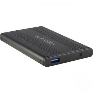 Axiom 120GB USB 3.0 External Portable SSD Drive SATA-III - TAA Compliant AXG97472