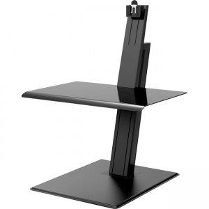 Humanscale Quickstand Eco, Single, Monitor, Black QSEBS HUMQSEBS