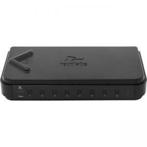 Revolabs Fusion 4-Channel Wireless Microphone System Receiver 01-4FUSION-NM-3Y