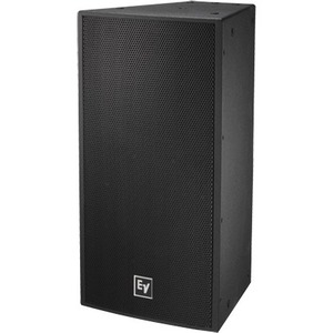 "Electro-Voice EVF-1152S/66 Single 15"" Two-Way 60 x 60 Full-Range Loudspeaker System EVF-1152S/66-BLK"