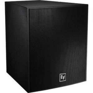 """Electro-Voice EVF-1181S Single 18"""" Front Loaded Subwoofer EVF-1181S-PIB"""