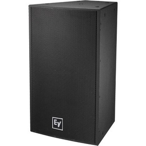 """Electro-Voice EVF-1152D/43 Single 15"""" Two-Way 40 x 30 Full-Range Loudspeaker System EVF-1152D/43-BLK"""