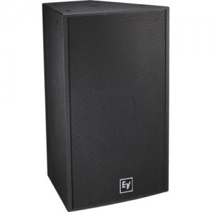 "Electro-Voice EVF-1152D/96 Premium 15"" 2-Way Full-Range Loudspeaker EVF-1152D/96-BLK"