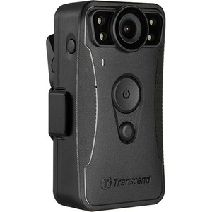 Transcend DrivePro Body 30 High Definition Digital Camcorder TS64GDPB30A