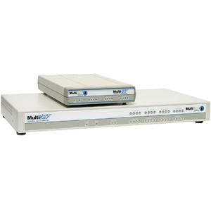 Multi-Tech MultiVOIP 8-Port VoIP Gateway MVP810-FX-GB/IE 810-FX