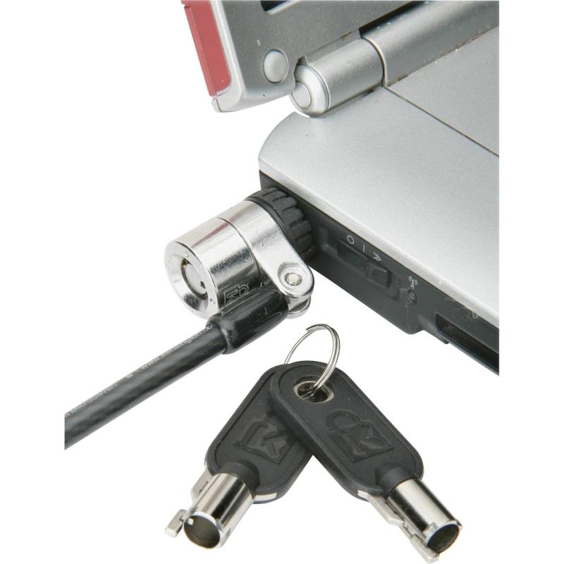 SKILCRAFT MicroSaver Notebook Cable Lock 5340-01-384-2016