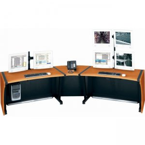 Middle Atlantic Products LCD Monitoring/Command Desk LD-4830PS