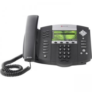 Polycom SoundPoint Premium SIP Desktop Phone With A Large Color Display G2200-12670-025 IP 670