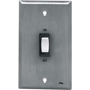 Middle Atlantic Products Remote Wall Plate Switch USC-SW