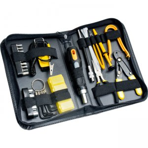 SYBA Multimedia 43 Piece PC Basic Maintenance Tool Kit with Chip Extractor and Wire Stripper SY-ACC65051