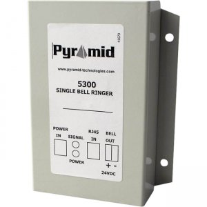 Pyramid Bell Ringer-24 Volt DC Single Zone 5300