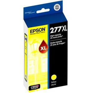 Epson Yellow Ink Cartridge, High Capacity (T420) T277XL420-S 277XL