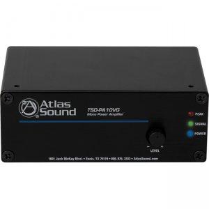 Atlas Sound 10W Mono 25V/70.7V/100V Power Amplifier TSD-PA10VG