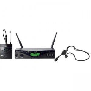 AKG Sports Set Professional Wireless Microphone System 3308H00370 WMS470
