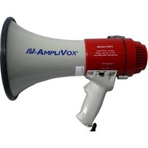 AmpliVox Mity-Meg 15-Watt Rechargeable Megaphone S601R