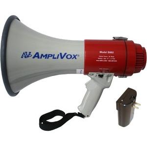 AmpliVox Mity-Meg 25-Watt Megaphone S602R