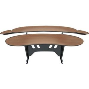 """Middle Atlantic Products 84"""" Desk w/Overbridge, DC EL-DC"""